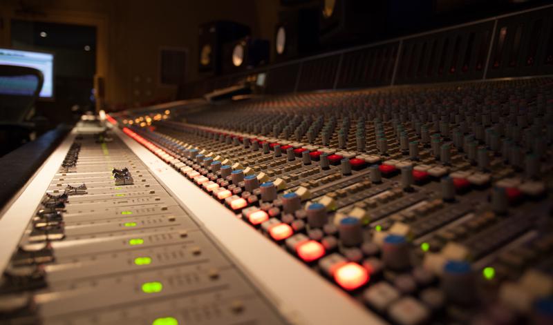 mixing-board